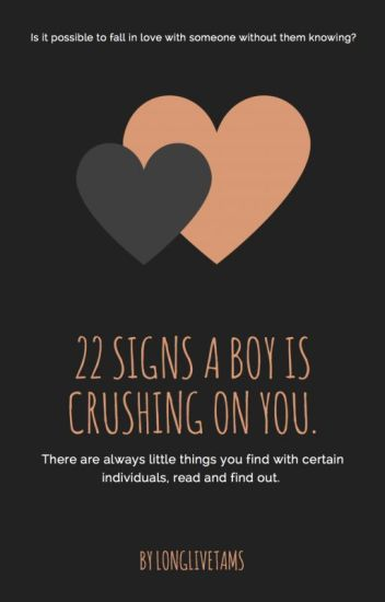 Signs a boy is in love