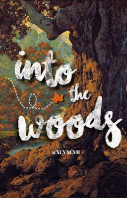 into the woods; t.k