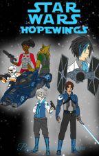 Star Wars Hopewings by LescontesdeHaru
