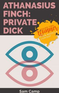 Athanasius Finch: Private Dick | ONC 2020 cover