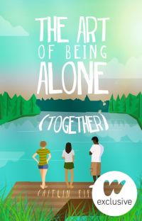 The Art of Being Alone (Together) cover