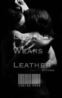 Lucifer Wears Leather cover