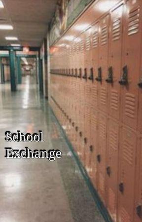 School Exchange // Reddie by 2JuLiE5