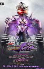Kamen Rider Chaser Traicionado en Rakudai Kishi no Cavalry. by AndresJhonson2019