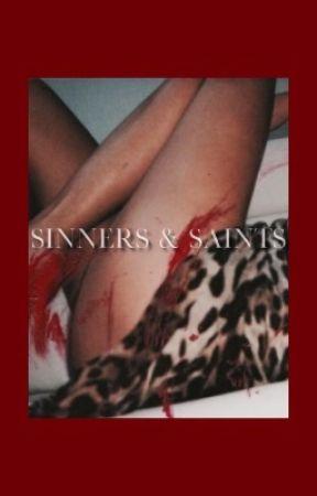 Sinners & Saints by viinceneil