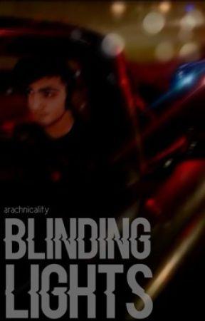 Blinding Lights | Skephalo by arachnicality