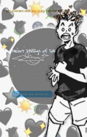 Heart Strings of Silk ~ [Bokuto Koutarou x Reader] by Bongteeth
