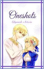 Oneshots (Gilgamesh x Arturia] II by GiliArt
