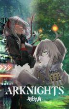 Arknights: Dr.(Y/N)'s Riposte  by 10VA01