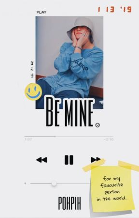 Be Mine | yoonkook by pohpih