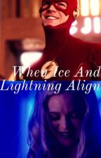 When Ice And Lightning Align - Snowbarry by DekeThomas