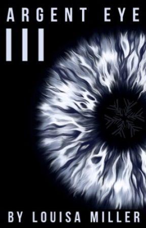 Argent Eye III by Louisa_Miller