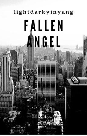 Fallen Angel by LightDarkYinYang
