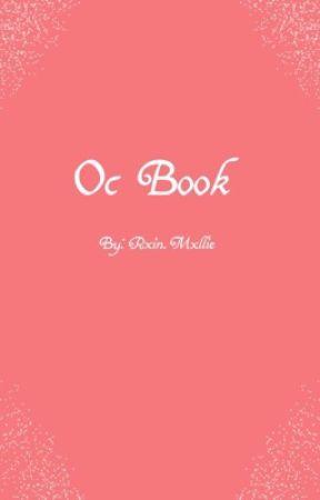 Oc book by Emilyplayzowo