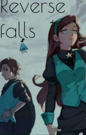 Reverse falls  by BrunaLessa636