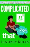 Complicated As That cover