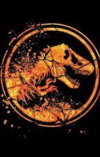 Jurassic World AU (Indoraptor malereader) by AxeTheRat04