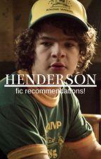 HENDERSON, fic recs! by societyofst