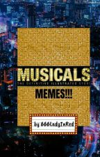Musicals, musicals everywhere! by 666LadyInRed