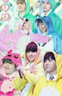 Fotos do BTS cover