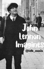 John Lennon Imagines  by idk_oasis