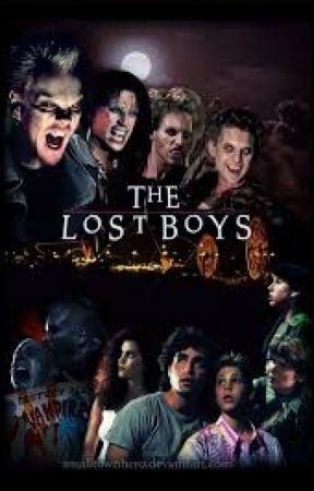 The Lost Boys Imagines by LilnTed