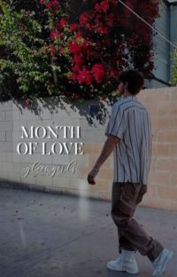 MONTH OF LOVE | DORBYN cover