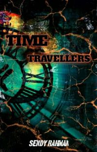 Time Travellers cover