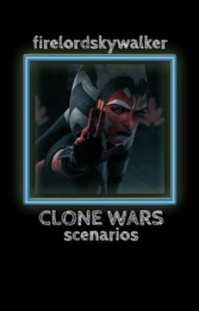 Clone Wars Boyfriend + Girlfriend scenarios  by firelordskywalker