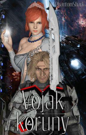 |KOMIKS| Vojak koruny by Phantom-Shark