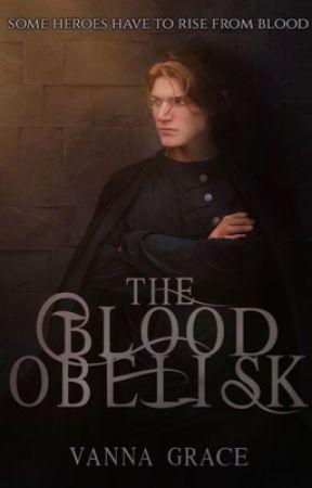 The Blood Obelisk | #ONC2020 by Ellowyne