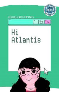 HI ATLANTIS! cover
