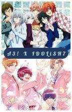 A3! × IDOLiSH7 Crossover by weebnanina