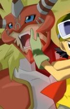 Digimon Frontier 02 The Next Frontier by BrandonTheGamer