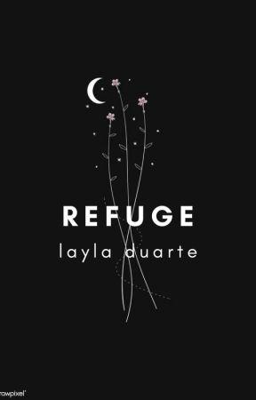 refuge ➳ by oscarthewilder