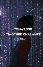COMATOSE(timothée chalamet.) by 90smilky