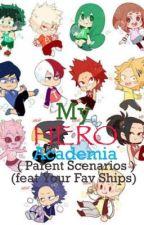 MY HERO ACADEMIA (parent scenarios!)  by Weird_Weeb_101