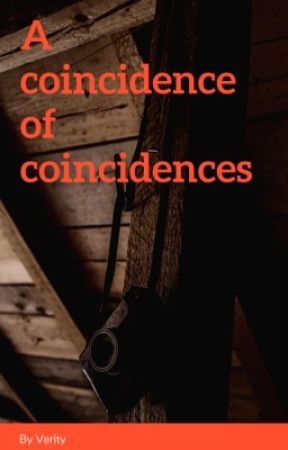 A coincidence of coincidences by wildfire2201