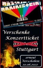 Rammstein - Verschenke Konzertticket für Stuttgart by Namenlos_sucht