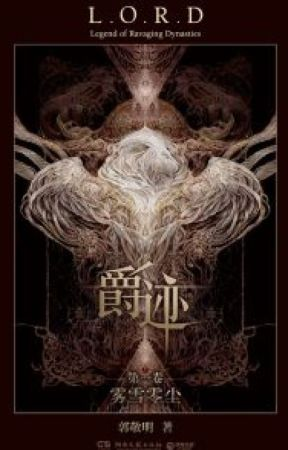L.O.R.D Legend of Ravaging Dynasties: Niebla y nieve by LanternsOfBlessings