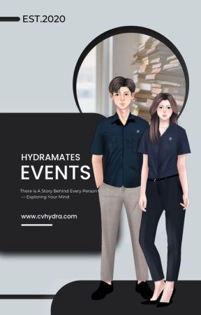 Event Redaksi Hydra by HydraRedaksi
