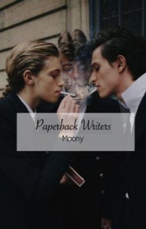 Paperback Writers | Marauders Era by _MoonyChocolate