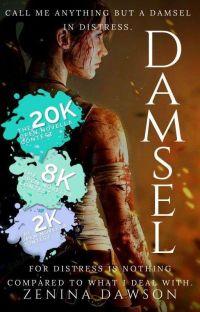 Damsel | T. Drake ✔ cover