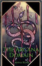 The Arcana Domain. (Asra X Reader)  by AnnaRune