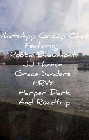 Media Roadtrip Group Chat Book 1 by iamjacxduff