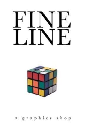 fine line | a graphics shop by risen_phoenix