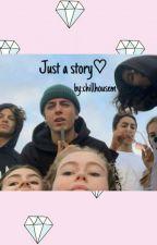 Just a story (засварлаж байгаа) by chillhousem