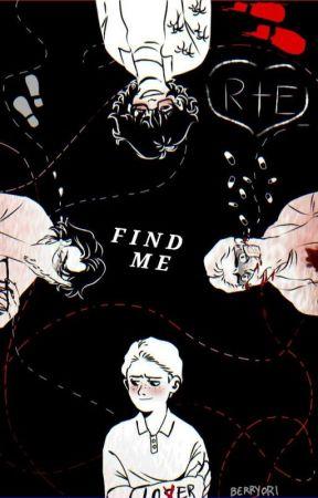 Find me... -‡Reddie‡- by Pinsty-story