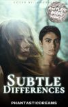 Subtle differences (Embry Call) cover