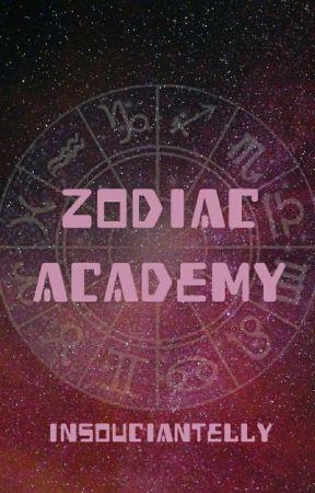 Zodiac Academy by Elly_Niko